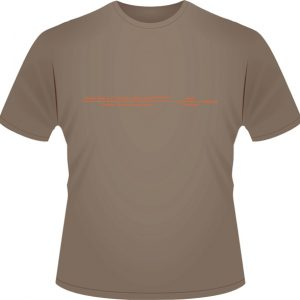 Mäläskä - Formula T-Shirt (brown)