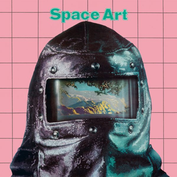 Space Art - Trip in the Center Head