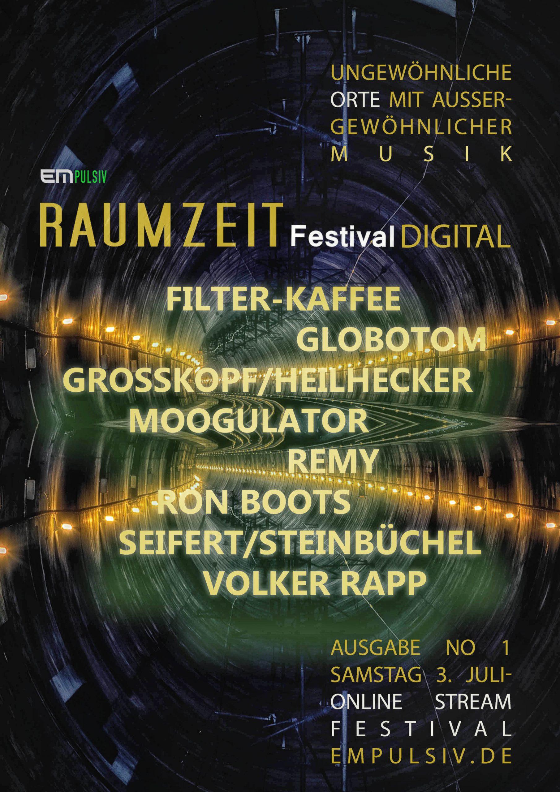 Raumzeit Festival 2021